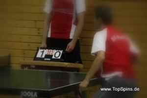 Einladung zum Tischtennis Tunier: Saxonia Sommer Cup 2010