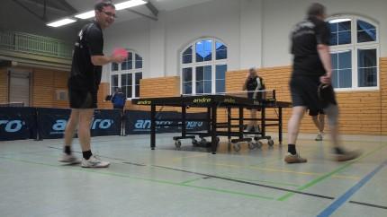 2014-09-09 - Tischtennis SG Weißig gegen Radebeul Naundorf